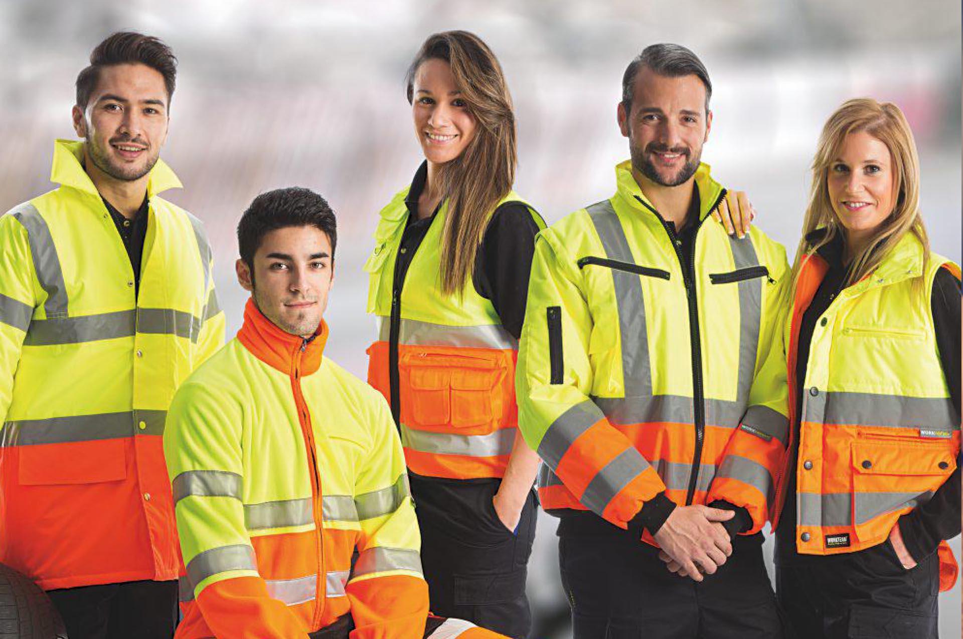 uniformes de seguridad