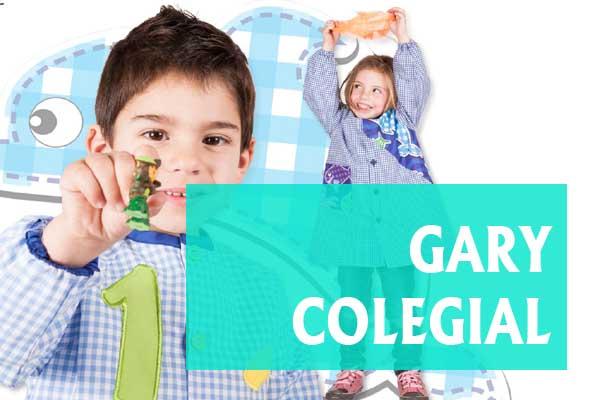 Uniformes Gary Colegial