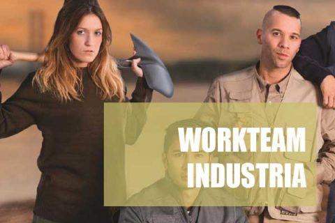 Ropa Workteam Industria