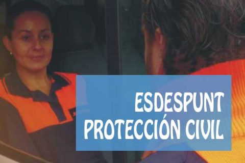 uniformes Esdespunt Proteccion Civil