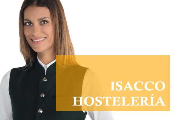 uniformes isacco hosteleria