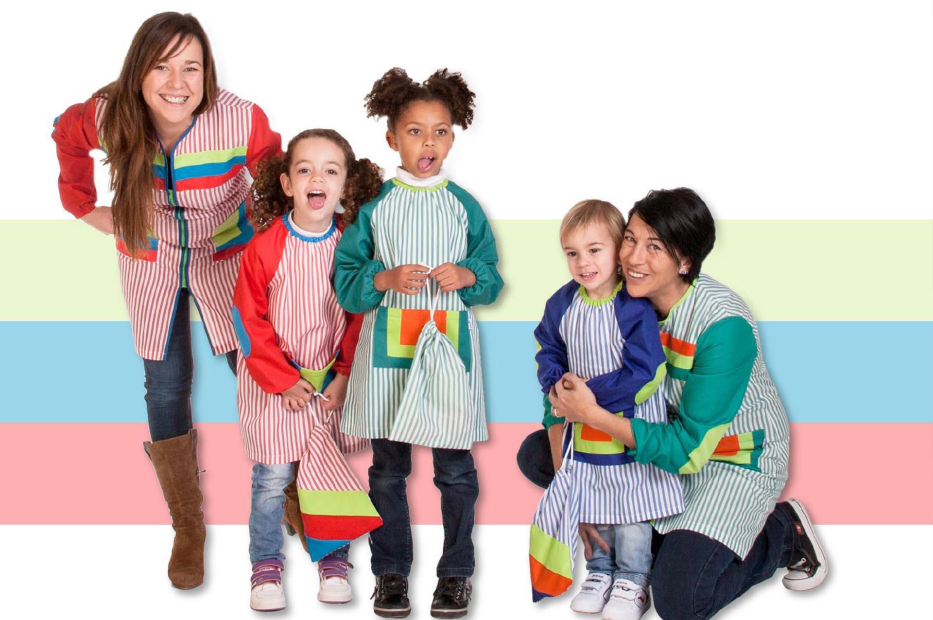 uniformes para escolares