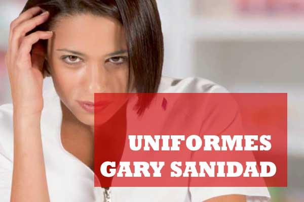 Uniformes Gary Sanidad